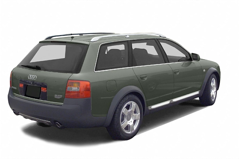 2003 audi allroad 2 7t 4dr all wheel drive quattro wagon pictures. Black Bedroom Furniture Sets. Home Design Ideas