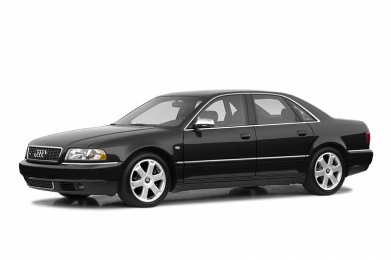 2003 S8
