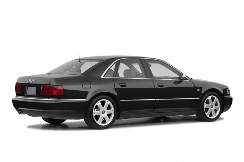 2003 Audi S8 Exterior Photo