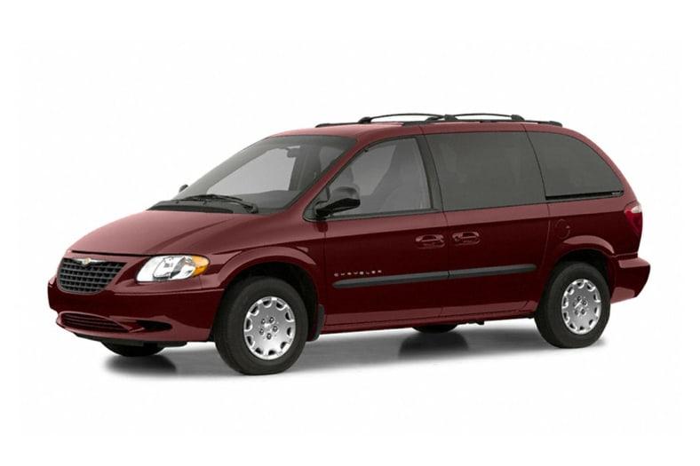 2003 Chrysler Voyager Information
