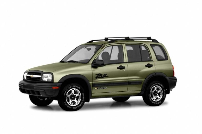2003 Tracker