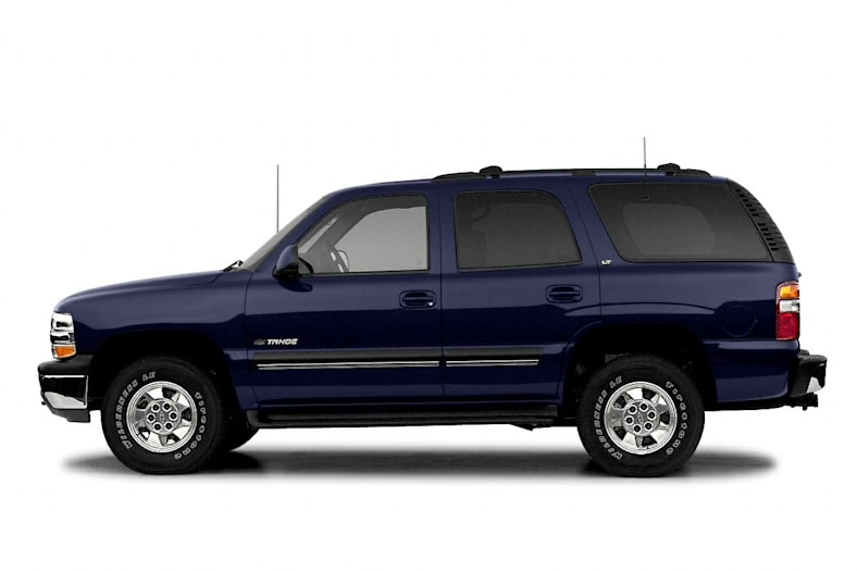 2003 Chevrolet Tahoe Exterior Photo