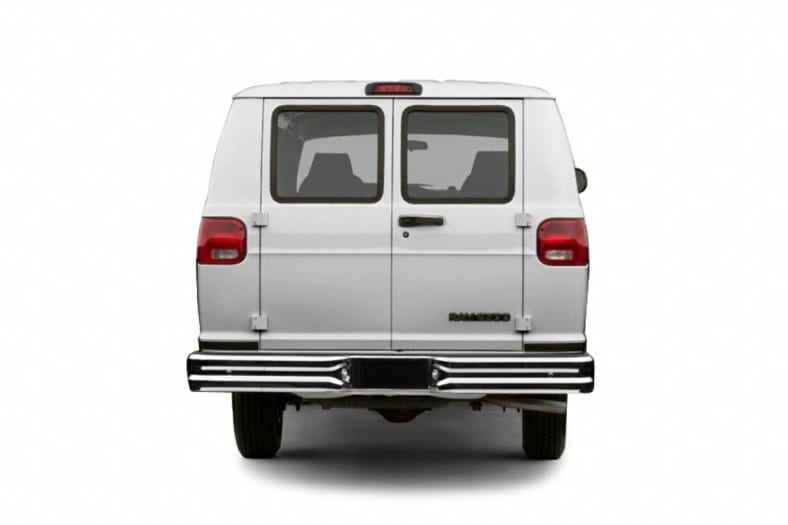 2003 Dodge Ram Van 2500 Exterior Photo