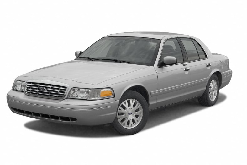 Ford Crown Victoria Crash Test Ratings - 2003 crown victoria