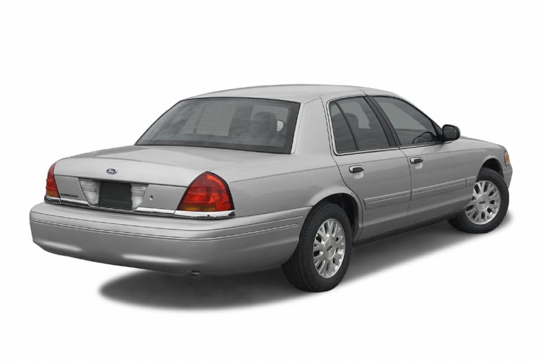 Ford Crown Victoria Information - 2003 crown victoria