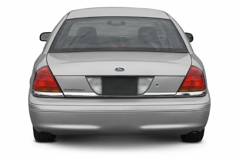 2003 Ford Crown Victoria Exterior Photo