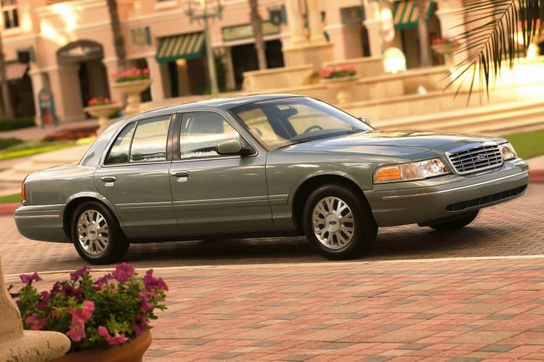 2003 ford crown victoria standard ngv 4dr sedan pictures. Black Bedroom Furniture Sets. Home Design Ideas