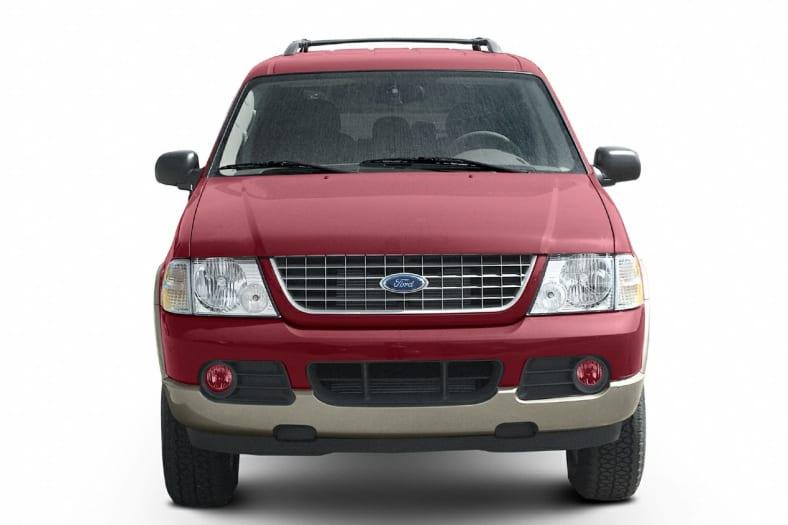 2003 Ford Explorer Exterior Photo