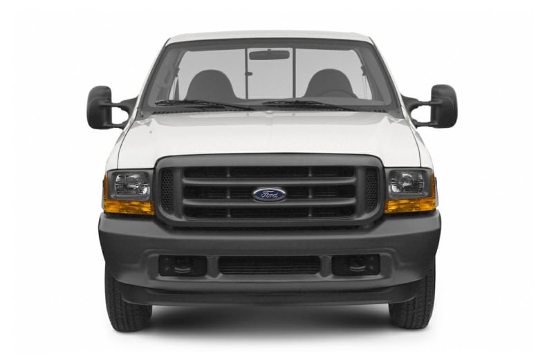2003 Ford F 250 Information