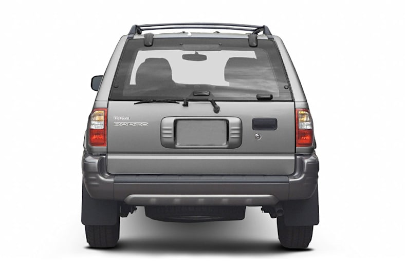 2003 Isuzu Rodeo S 3 2L V6 4x4 Specs and Prices