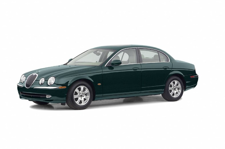 Delightful 2003 Jaguar S TYPE Exterior Photo