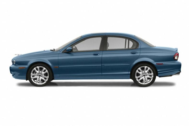 2003 Jaguar X Type Pictures