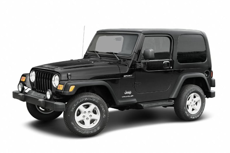 2003 jeep wrangler information. Black Bedroom Furniture Sets. Home Design Ideas