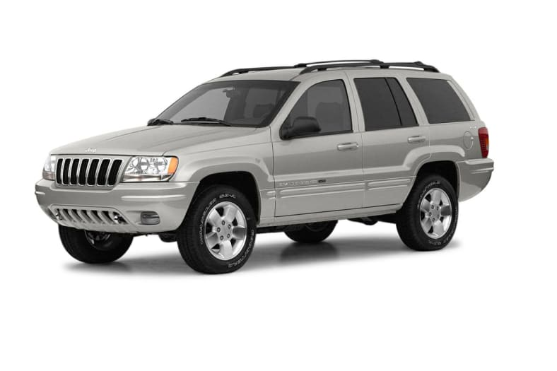 2003 jeep grand cherokee overland 4dr 4x4 safety features autoblog