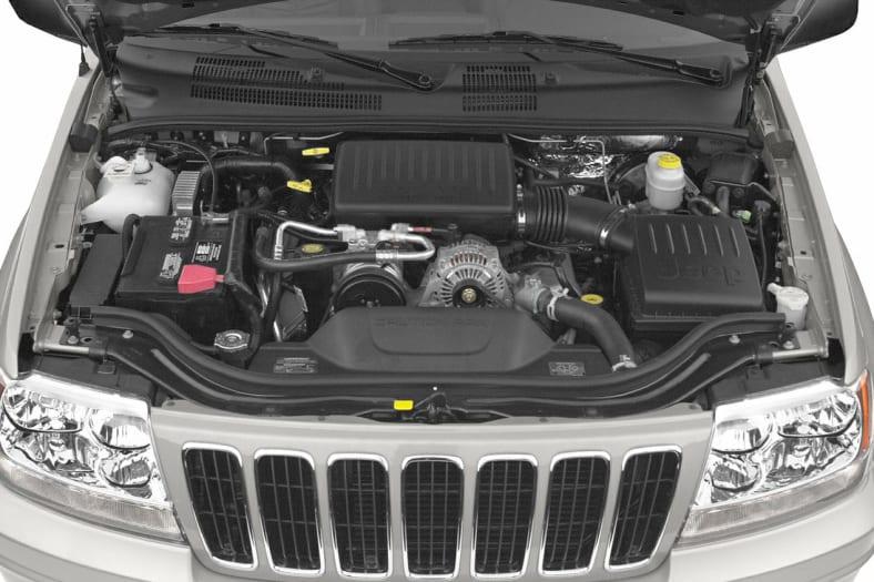2003 Jeep Grand Cherokee Exterior Photo