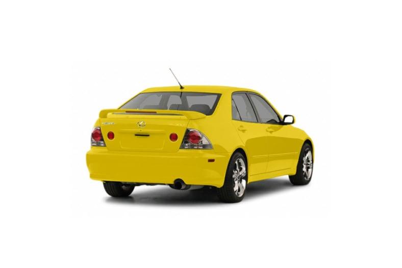 2003 Lexus IS 300 Exterior Photo