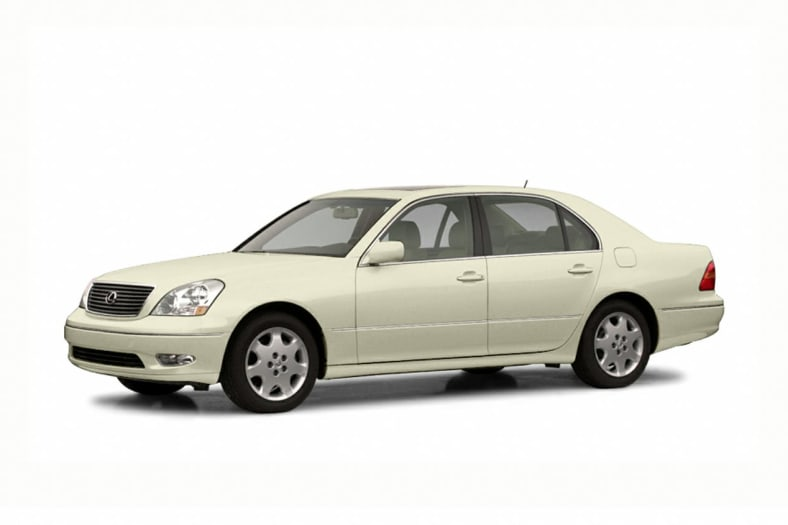 2003 LS 430