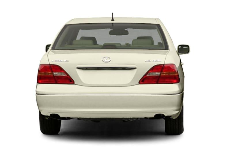 2003 Lexus LS 430 Exterior Photo