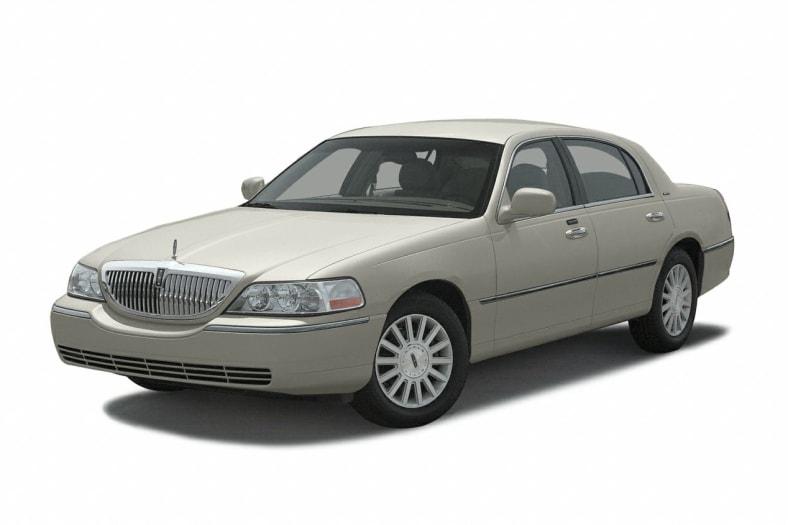 2003 Town Car