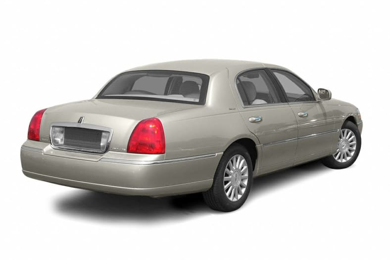 2003 lincoln town car pictures. Black Bedroom Furniture Sets. Home Design Ideas