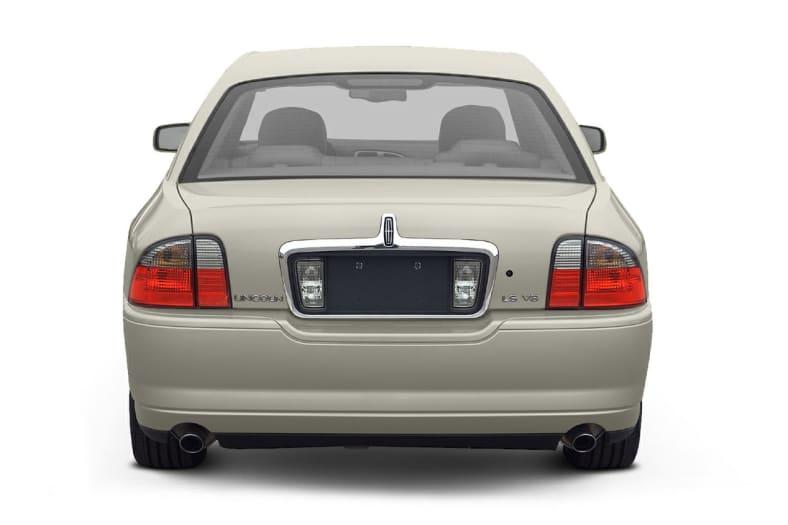 2003 Lincoln LS Exterior Photo