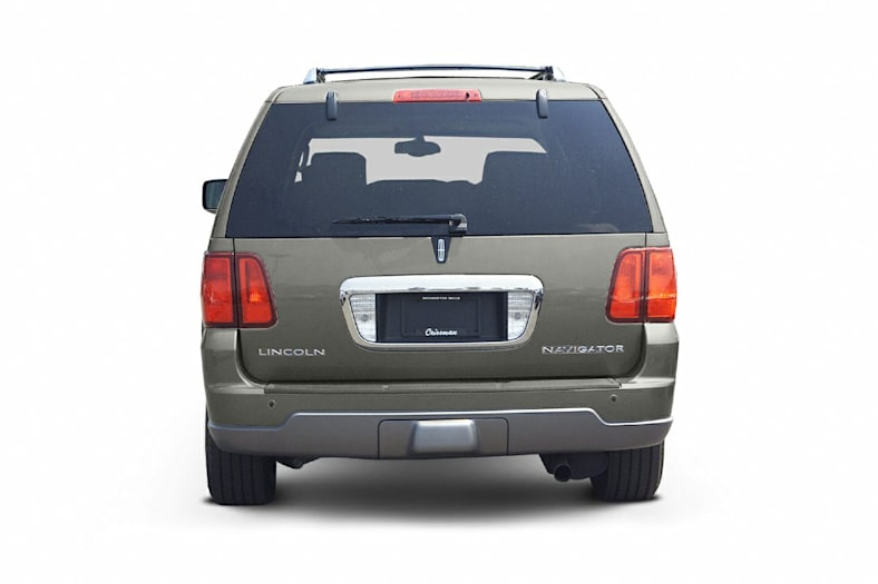 2003 Lincoln Navigator Exterior Photo