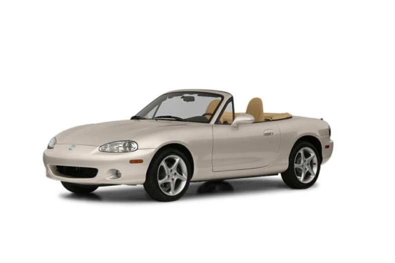 2003 Mazda Mx 5 Miata Cloth 2dr Convertible Information