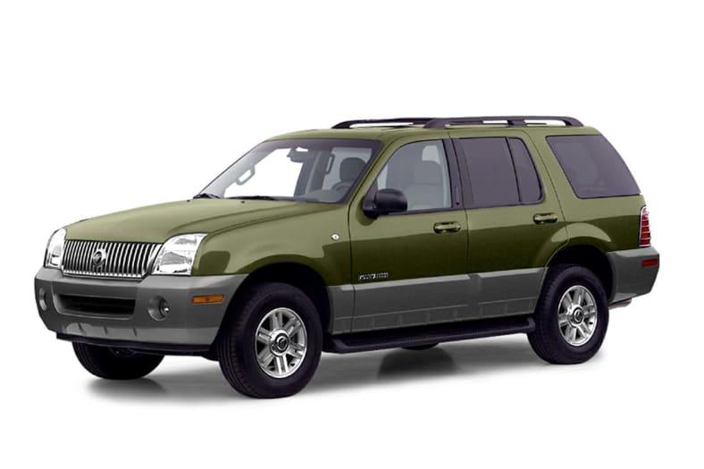 2003 Mountaineer