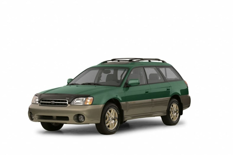2003 Outback