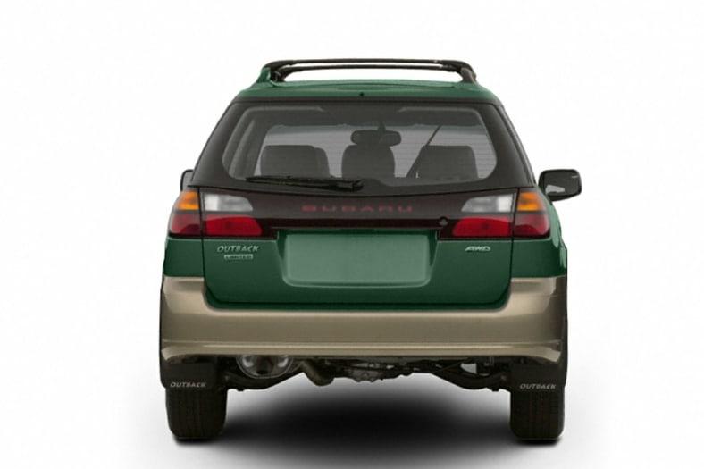 2003 Subaru Outback Exterior Photo