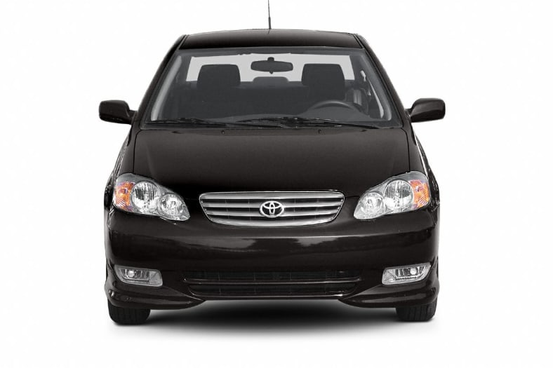 2003 Toyota Corolla Pictures