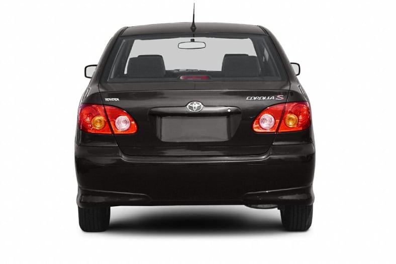 2003 Toyota Corolla Exterior Photo