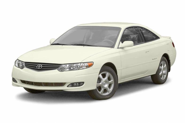 2003 Toyota Camry Solara Information