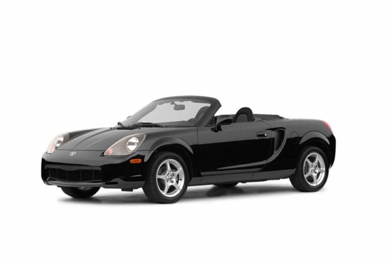 2003 MR2 Spyder