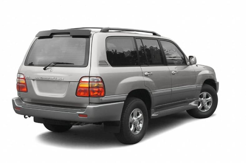 2003 Toyota Land Cruiser Exterior Photo
