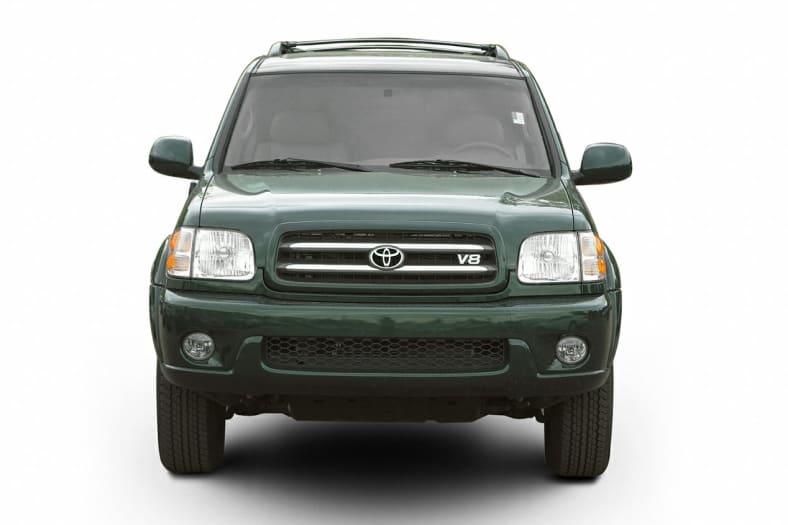 2003 Toyota Sequoia Exterior Photo