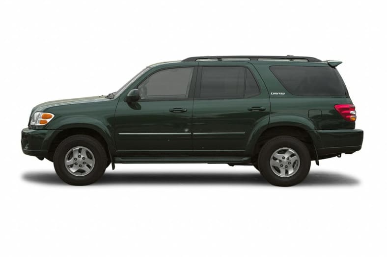 2003 toyota sequoia pictures. Black Bedroom Furniture Sets. Home Design Ideas