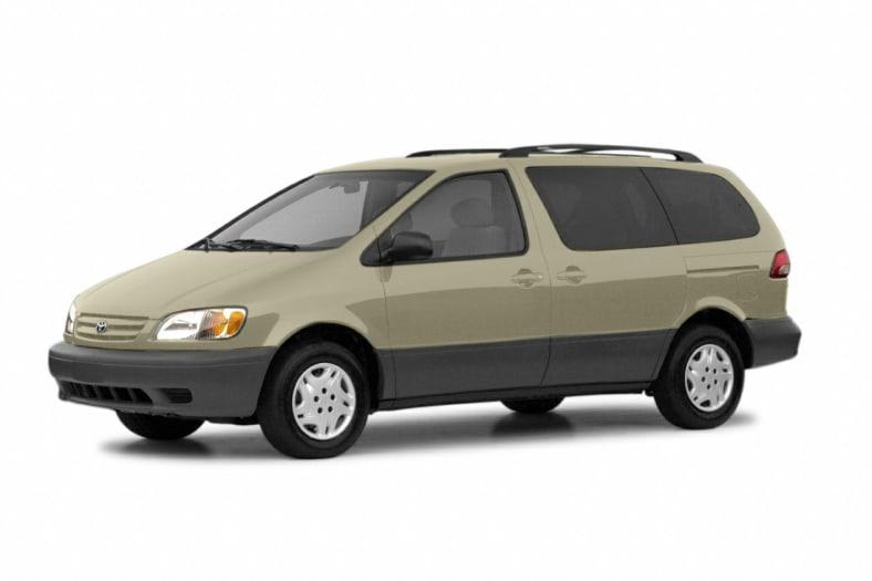 2003 toyota sienna xle 4dr passenger van information. Black Bedroom Furniture Sets. Home Design Ideas