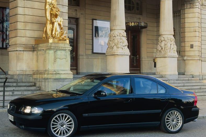 2003 Volvo S60 Exterior Photo