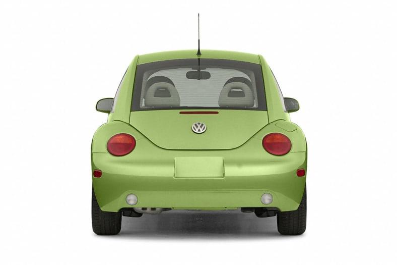2003 Volkswagen New Beetle Exterior Photo