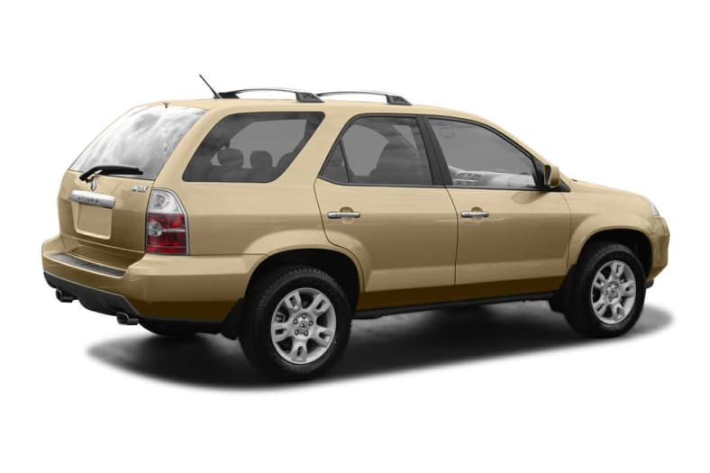 2004 Acura MDX Pictures