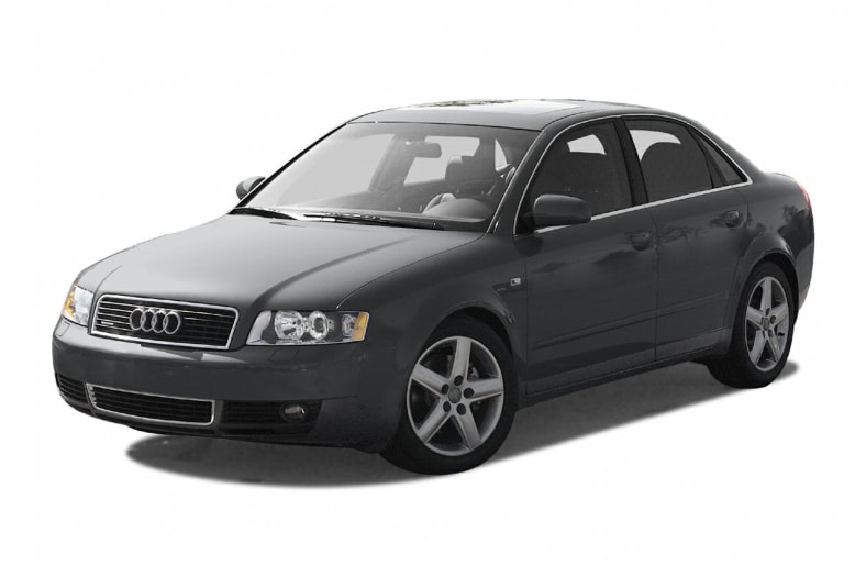 2004 audi a4 information. Black Bedroom Furniture Sets. Home Design Ideas