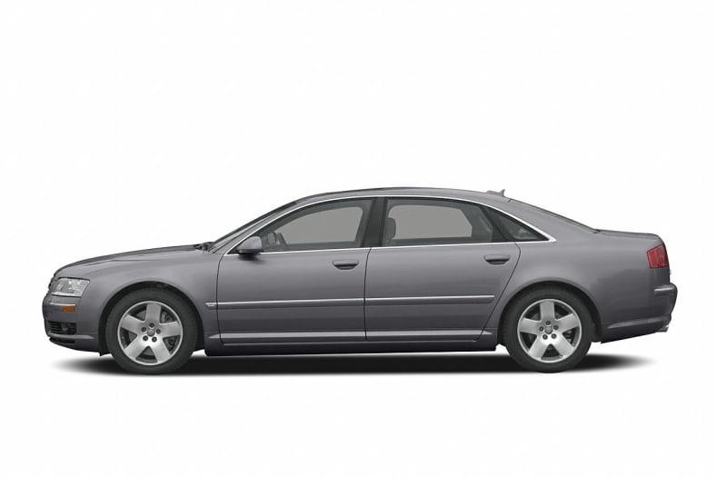 2004 Audi A8 Exterior Photo