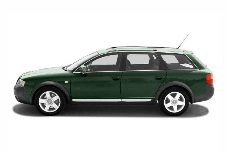 2004 audi allroad 2 7t 4dr all wheel drive quattro wagon pictures. Black Bedroom Furniture Sets. Home Design Ideas