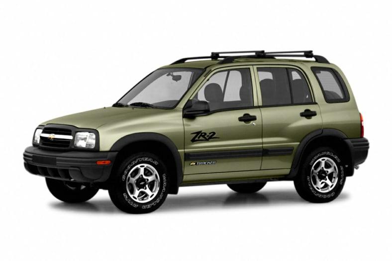 2004 Tracker