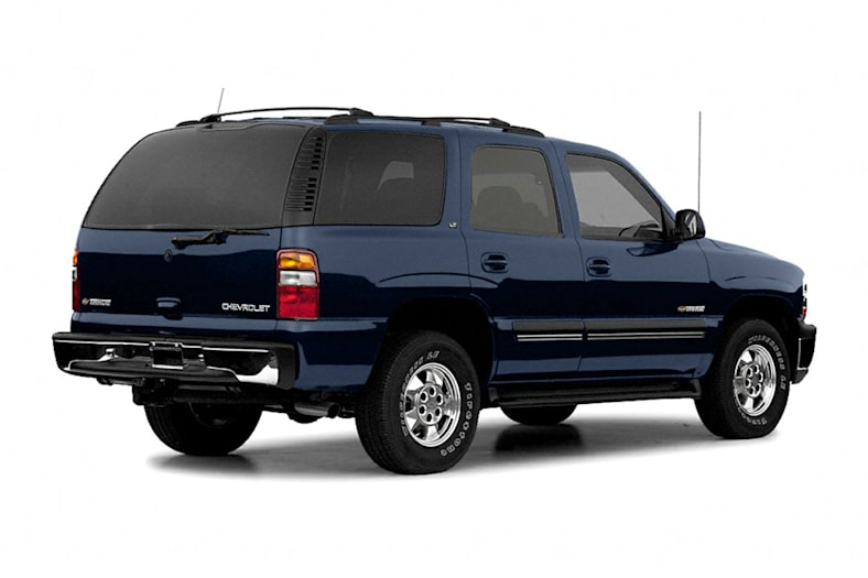 2004 Chevrolet Tahoe Exterior Photo