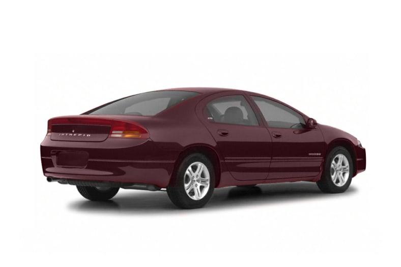 2004 Dodge Intrepid Exterior Photo