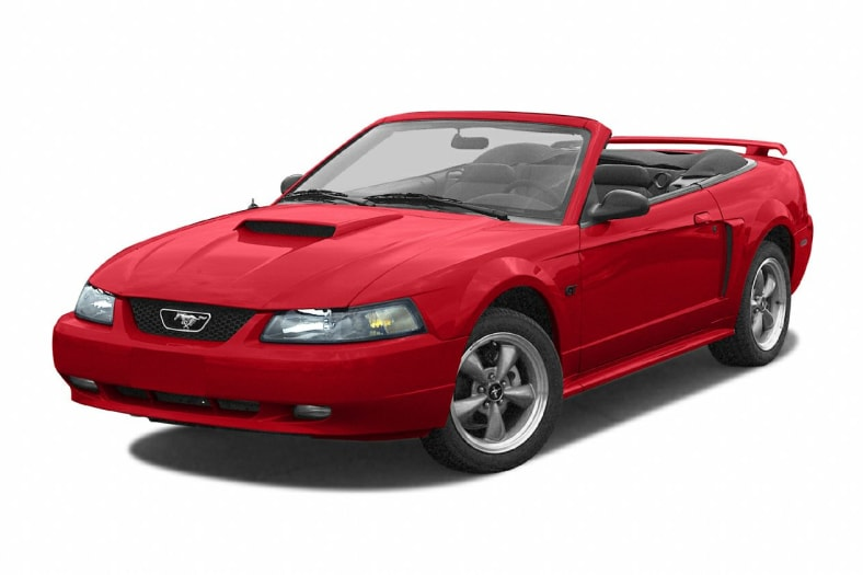 2004 ford mustang gt premium 2dr convertible information. Black Bedroom Furniture Sets. Home Design Ideas
