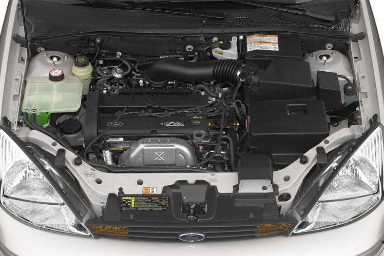 2004 Ford Focus Exterior Photo