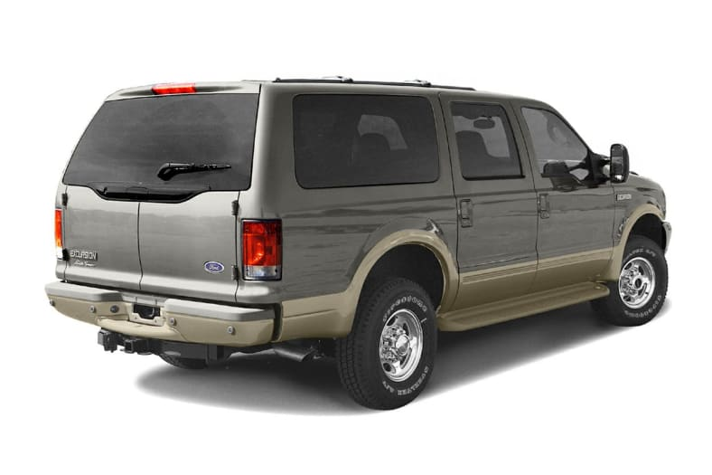 Ford Excursion Exterior Photo